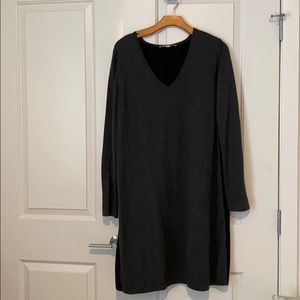LOFT Long sleeve SWEATER dress - worn once